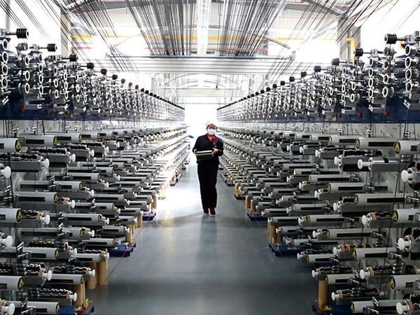 万吨碳纤维生产基地