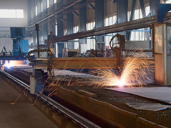 纺织机械生产基地