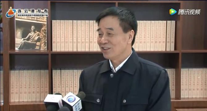 连云港发布专访中复神鹰碳纤维董事长张国良